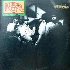Album  Cover Kleeer - Seeekret on ATLANTIC Records from 1985