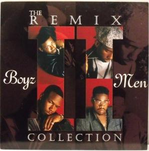 Album  Cover Boyz Ii Men - The Remix Collection on MOTOWN Records from 2004