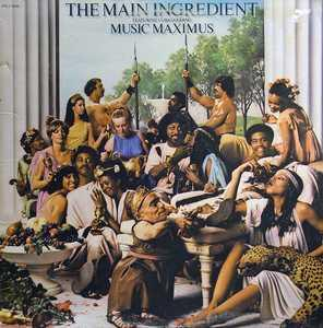 Album  Cover The Main Ingredient - Music Maximus on RCA Records from 1976