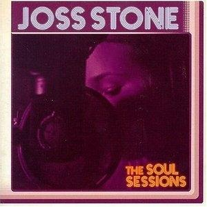 Album  Cover Joss Stone - The Soul Sessions on S-CURVE Records from 2003