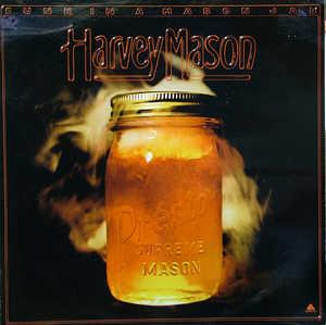 Album  Cover Harvey Mason - Funk In A Mason Jar on ARISTA Records from 1977