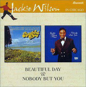 Album  Cover Jackie Wilson - Beautiful Day on BRUNSWICK Records from 1973