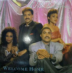 Album  Cover The Waters - Welcome Home on WATERWHEEL Records from 1988
