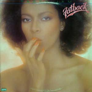 Album  Cover Fatback - Tasty Jam on SPRING Records from 1981