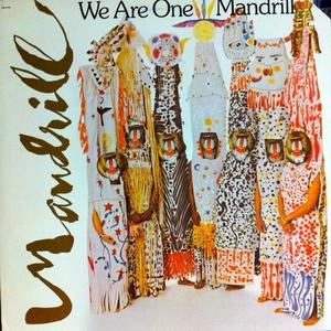 Album  Cover Mandrill - We Are One on ARISTA Records from 1977