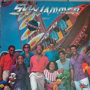 Album  Cover Skyy - Skyyjammer on LARC Records from 1982