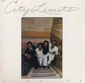 Album  Cover City Limits - Circles on TSOP Records from 1975