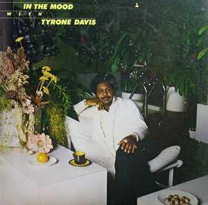 Album  Cover Tyrone Davis - In The Mood With Tyrone Davis on COLUMBIA Records from 1979