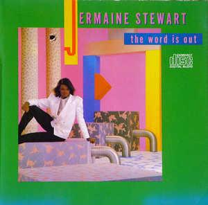 Album  Cover Jermaine Stewart - The Word Is Out on 10 Records from 1984