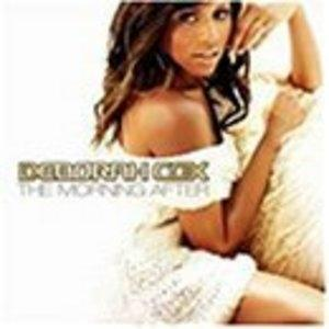 Album  Cover Deborah Cox - The Morning After on J-RECORDS Records from 2002