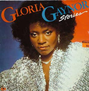 Album  Cover Gloria Gaynor - Stories on POLYDOR Records from 1980