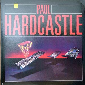 Album  Cover Paul Hardcastle - Paul Hardcastle on CHRYSALIS Records from 1985