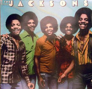 Album  Cover The Jacksons - The Jacksons on EPIC / PIR Records from 1976