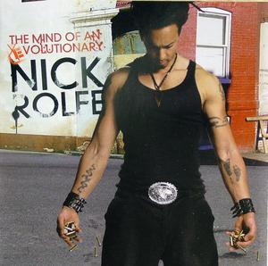 Album  Cover Nick Rolfe - The Mind Of An Evolutionary on NIJARO Records from 2005