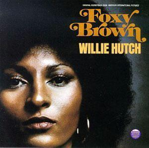 Front Cover Album Willie Hutch - Foxy Brown