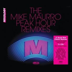 Album  Cover Various Artists - The Mike Maurro Peak-hour Remixes on HARMLESS Records from 2015