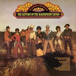 Album  Cover The Four Tops - The Return Of The Magnificent Seven on MOTOWN Records from 1971