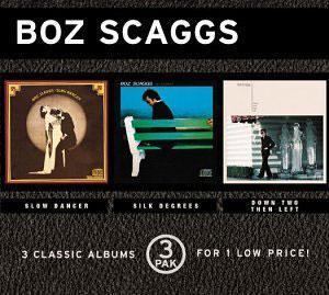 Album  Cover Boz Scaggs - Down Two Then Left on COLUMBIA Records from 1977