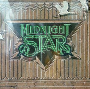 Album  Cover Midnight Star - Victory on SOLAR Records from 1982