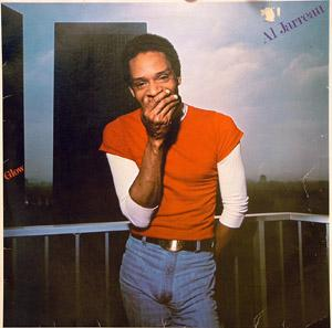 Album  Cover Al Jarreau - Glow on WARNER BROS. Records from 1976