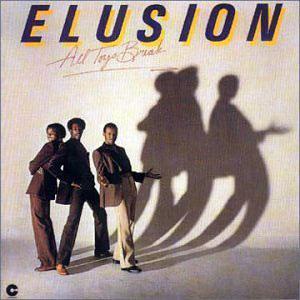 Album  Cover Elusion - All Toys Break on ATLANTIC Records from 1981