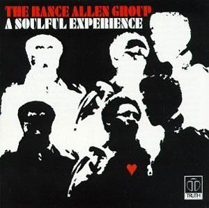 Album  Cover Rance Allen - A Soulful Experience on TRUTH Records from 1975