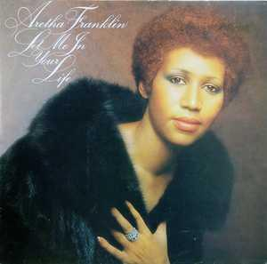 Front Cover Album Aretha Franklin - Let Me In Your Life