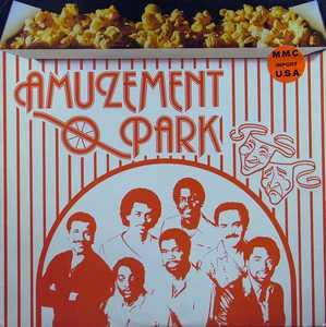 Album  Cover Amuzement Park Band - Amuzement Park on OUR GANG Records from 1982