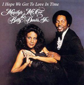 Album  Cover Marilyn Mccoo - I Hope We Get To Love In Time on ABC Records from 1976