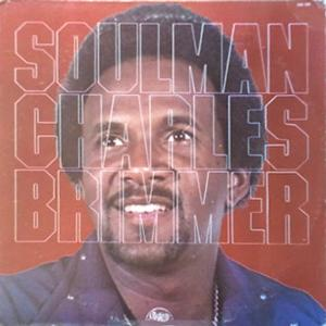 Front Cover Album Charles Brimmer - Soulman