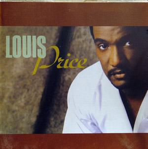 Album  Cover Louis Price - Louis Price on MOTOWN Records from 1991