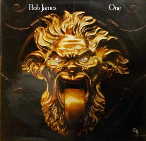 Album  Cover Bob James - One on CTI Records from 1974