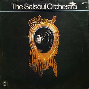 Front Cover Album Salsoul Orchestra - The Salsoul Orchestra
