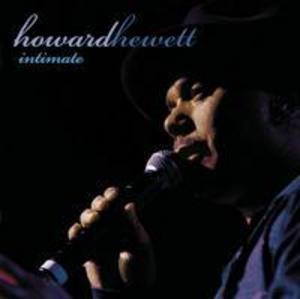 Album  Cover Howard Hewett - Intimate on SHOUT FACTORY Records from 2005