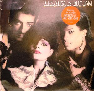 Album  Cover Lisa Lisa & Cult Jam - Can You Feel The Beat on A&M Records from 1985