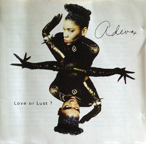 Album  Cover Adeva - Lover Or Lust on COOLTEMPO Records from 1991