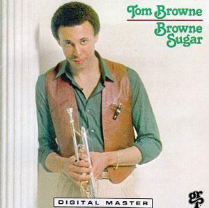 Album  Cover Tom Browne - Browne Sugar on GRP Records from 1979
