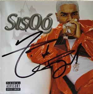 Album  Cover Sisqo - Unleash The Dragon on ISLAND DEF JAM Records from 1999