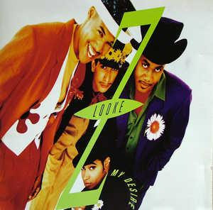 Album  Cover Z'looke - Take U Back To My Place on ORPHEUS Records from 1988