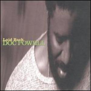 Front Cover Album Doc Powell - Laid Back