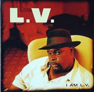 Album  Cover L.v. - I Am L.v. on TOMMY BOY Records from 1996