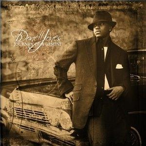 Front Cover Album Donell Jones - Journey Of A Gemini