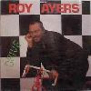 Album  Cover Roy Ayers - Drive on ICHIBAN Records from 1988
