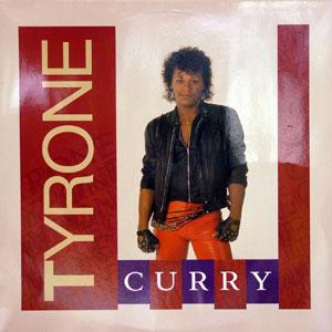 Album  Cover Tyrone Curry - Tyrone Curry on TIMELESS Records from 1987