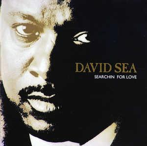 Album  Cover David Sea - Searching For Love on MAGIC CITY Records from 1995