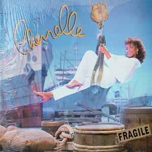 Album  Cover Cherrelle - Fragile on TABU Records from 1984