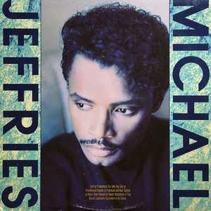 Album  Cover Michael Jeffries - Michael Jeffries on WARNER BROS. Records from 1989