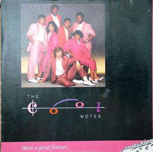Front Cover Album The Cool Notes - Have A Good Forever
