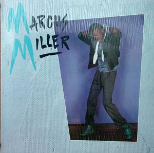 Album  Cover Marcus Miller - Marcus Miller on WARNER BROS. Records from 1984