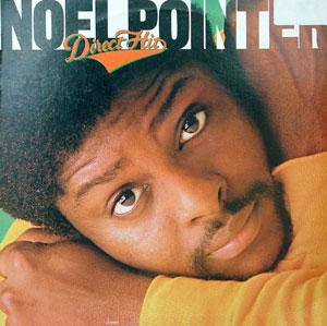 Album  Cover Noel Pointer - Direct Hit on LIBERTY Records from 1982